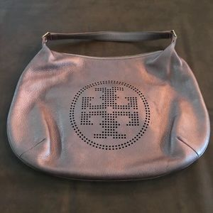 LIMITED EDITION ROSE GOLD METALLIC TORY BURCH